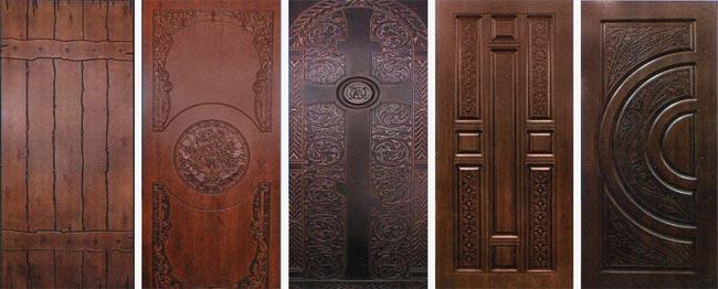 Металлические двери с мдф своими руками